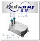 Refrigerador de petróleo del tránsito Mk6 TD 00-06 del repuesto del automóvil de Bonai (1211772/YC1Q6B624AK)