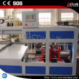 Máquina del ampliador del tubo del PVC para la línea plástica de la protuberancia del PVC