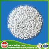 化学陶磁器の球の製造業者の不活性のアルミナの陶磁器の球