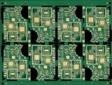 PWB rígido da fonte do fabricante da placa de circuito impresso de China em PCBA