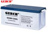 batería Telecom del coloide del silicio de la batería de la batería de plomo de 12V 200ah de la UPS de la batería de la batería da alta temperatura de la batería solar EPS