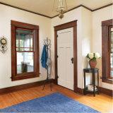Intérieur 6 panneau de porte en bois composite