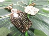 도매 모조 황금 보석 금 포스트 새장 굴렁쇠 귀걸이