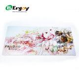 Циновка мыши разыгрыша изготовленный на заказ полного печатание сублимации фотоего прочная