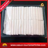 Toallas calientes disponibles de las toallas de la línea aérea de la alta calidad de la toalla no tejida de la aviación