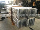 Câmara de ar de aço quadrada galvanizada/tubulação do preço razoável para a construção