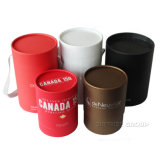 Kundenspezifische handgemachte Pappe, die ringsum Schokoladen-Geschenk-Kasten verpackt