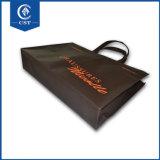 짠것이 아닌 직물 Bag/BOPP 박층으로 이루어지는 쇼핑 끈달린 가방