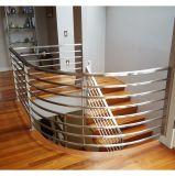 Rete fissa moderna del metallo/inferriata acciaio inossidabile per il balcone/piattaforma di osservazione