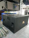 Басовые 2000watt Мартин тональнозвуковые большие удваивают диктор Subwoofer 18 дюймов