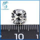 고대 오래된 광산은 Fashoin 보석을%s 8X8mm 방석 Moissanite를 잘랐다