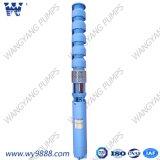 Turbina eléctrica Vertical sumergibles de pozo profundo bomba de agua