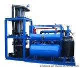 10 Ton industrial por dia os tomadores de gelo do tubo com bom preço para beber e vinho