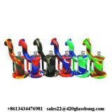 Minirohr-Wasser-Rohr des silikon-420 mit Glasteilen