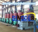 Proyecto de la prensa del aceite vegetal de la máquina de la extracción de petróleo de la palma