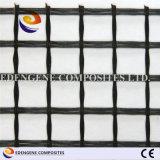 maglia/rete/griglia rivestite Geogrid della vetroresina del bitume 50kn per il rinforzo della sovrapposizione dell'asfalto