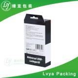 Fabrik-direkter Preis-fördernder kundenspezifischer Qualität mobiler USB-verpackender Papierkasten