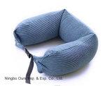 Partículas de látex natural u proveedor chino de almohada de cuello almohada