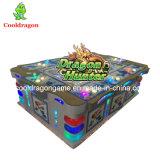Máquina de juego de la pesca de la arcada de la habilidad del cazador del rey 2 dragón del océano del cazador de los pescados