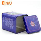 Коробка металла прямоугольника для упаковывать продуктов здравоохранения