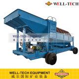 Trommel-Bildschirm für alluviale Goldwaschmaschine (GT1545)
