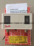 Командный выключатель Kp15 060-124566 давления Danfoss двойной