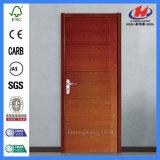 Porte extérieure de mélamine en bois solide d'Enterance (JHK-MD04)