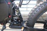 Schnee fettes Ebike 1500W 48V elektrisches Motorrad mit Scheibenbremse