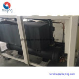 Kühler-Wasserkühlung-Maschine des Kühlraum-40HP industrielle für Milch