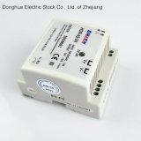45W AC 100-240VAC à ERP ISO9001 de RoHS de la CE du bloc d'alimentation Hdr-45-12 de mode de commutateur de longeron de C.C 12V 3.5A DIN