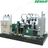 Ölfreier elektrischer/Dieselunterwasseratemgerät-Hochdruckkolben, der Luftverdichter hin- und herbewegt