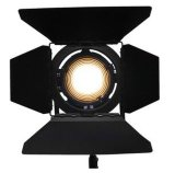 Increíble Zoom Perfil Quad 4en1 RGBW Fresnel de 300W Video Studio Theatre COB Foco LED