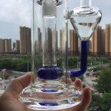 Gant de baseball en verre de cendre de gant de baseball en verre en gros de recycleur pour le tabac