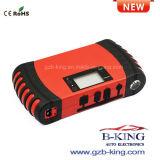 стартер скачки автомобиля индикации 18000mAh LCD многофункциональный портативный