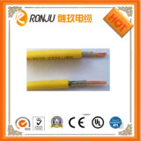 Flama blindada isolada PVC da fita de aço - cabo distribuidor de corrente retardador