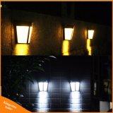 6 LED de luz solar Piscina com Novo Design de Moda impermeável IP65 Luz de forma paralela no pátio do jardim de luzes de poupança de energia