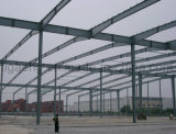 빠른 임명 고품질 강철 구조물 공장 작업장