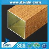 Libyen-Aluminiumprofil für Haus-Küche-Schrank-hölzerne Korn-Farbe