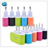 Chargeur portatif 3.1A de mur de la sucrerie USB de 3 ports pour l'iPhone