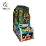 Funciona con monedas video Fútbol Fútbol máquina de juego de disparo de bola de Ruby