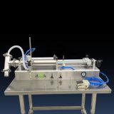 Semi Auto жидкости заправки машины розлива воды машины