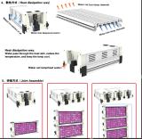 С регулируемой яркостью утюг вкл./выкл. светодиодный индикатор расти с полным спектром два канала 600W