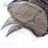 卸し売り実質のバージンの人間の毛髪中国ボディ波13X6のFrontal