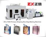Saco não tecido laminado mágica da caixa que faz a máquina Zx-Lt400