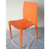 O design simples de fábrica Restaurante cadeira de plástico colorido (SP-UC101)