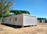 Tela plana de dobragem Dobrável Duplex Pack Contêiner Prefab House