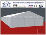 Tente extérieure imperméable à l'eau d'usager d'exposition de véhicule pour 300 personnes