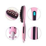 Private Label Secador Hierro plano/Cepillo el alisado del cabello