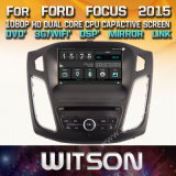 Witson Pantalla táctil de Windows DVD para coche Ford Focus 2012 2015