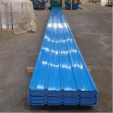 Prepainted/ Aluminio recubierto de color de hoja de techos de cartón ondulado